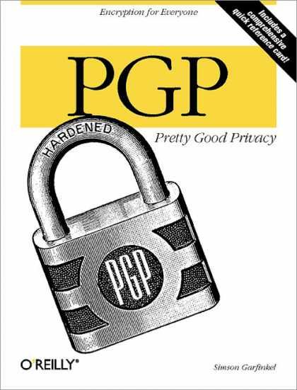pgp pretty good privacy pdf