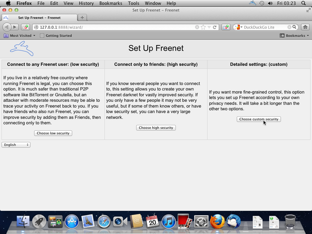 How to Use Freenet for Social Networking (Mac version) | The