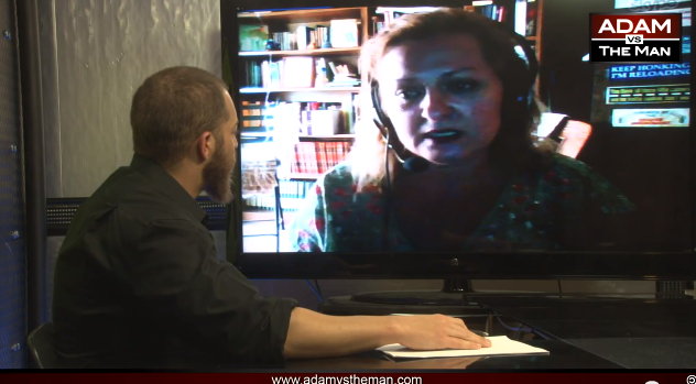 Penny Freeman, former staffer in tears over Ron Paul betrayals
