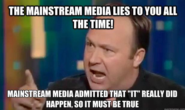 Mainstream Media Paradox