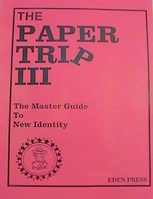 The Paper Trip III - book cover