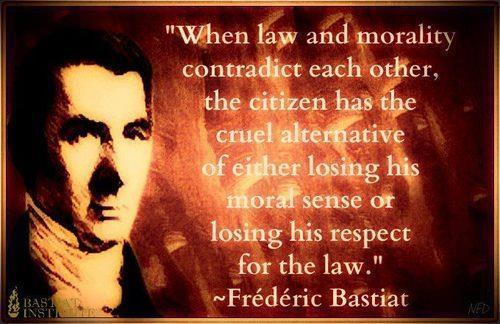 Law & Morality - Bastiat Institute