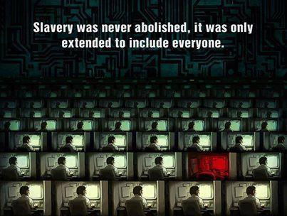 Slavery Was Never Abolished