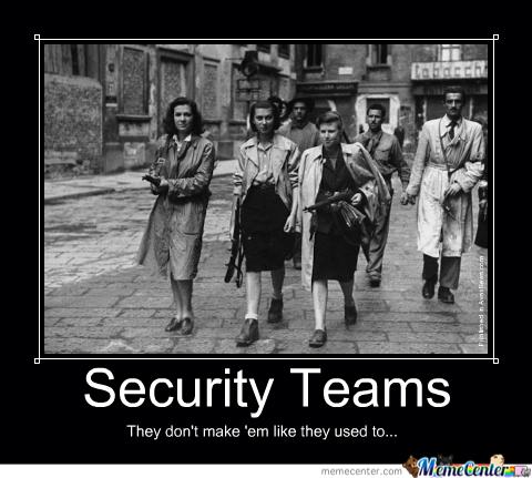 Security Teams