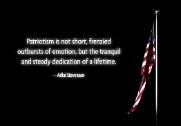 Nature of Patriotism