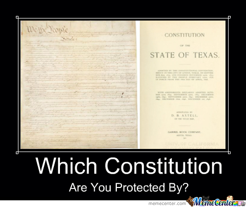 Which Constitution Are You Protected By?