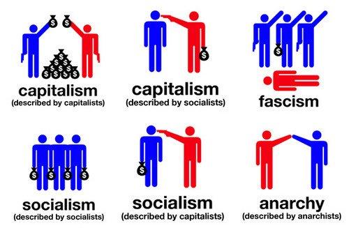 Capitalisms & Socialisms