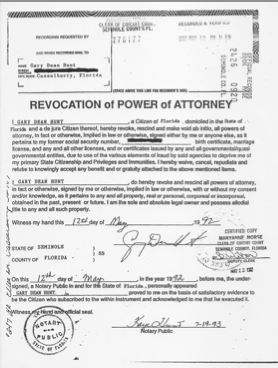 Revocation of Power of Attorney (redacted picture version)