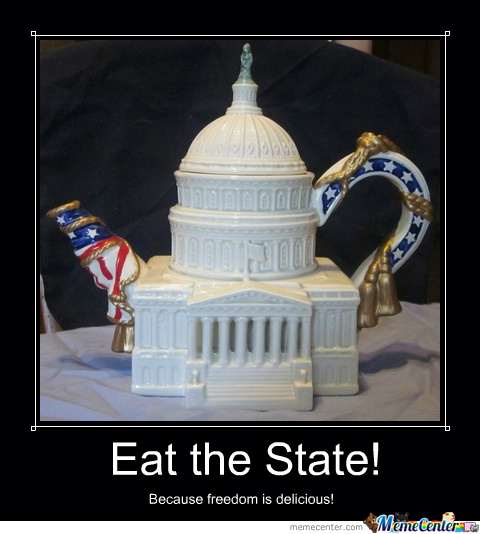 Eat the State!