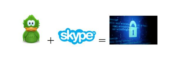 Adium + Skype = OTR encryption